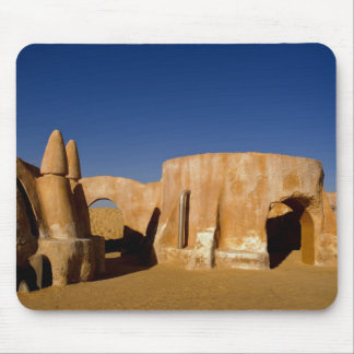 Famous movie set of Star Wars movies in Sahara Mouse Pad