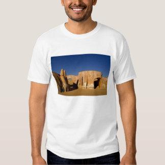 Famous movie set of Star Wars movies in Sahara Tee Shirt