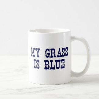 Famous My Grass Is Blue Mug