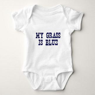 Famous My Grass Is Blue Shirt