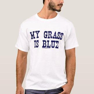 Famous My Grass Is Blue T-Shirt
