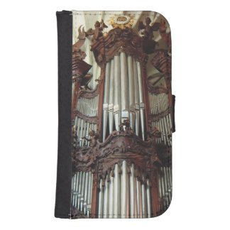 Famous Oliwa organ pipes Phone Wallets