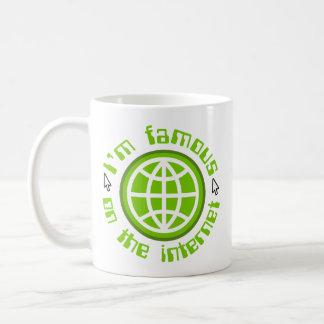Famous On The Internet Classic White Coffee Mug
