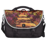Famous Painting by Claude Monet Bags For Laptop