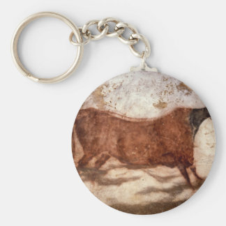 Famous Pre-historic Ancient Cave Paintings Keychains