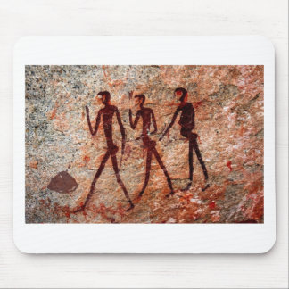 Famous Pre-historic Ancient Cave Paintings Mouse Pads