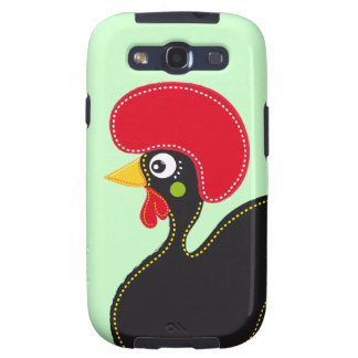 Famous Rooster of Barcelos 01 Samsung Galaxy S3 Covers