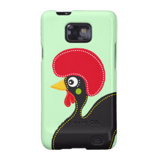 Famous Rooster of Barcelos 01 Samsung Galaxy SII Cover