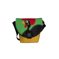 Famous Rooster of Barcelos 01 Courier Bag