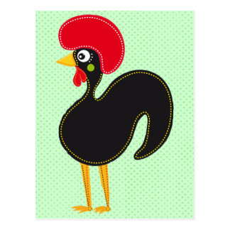 Famous Rooster of Barcelos 01 Postcard
