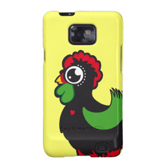 Famous Rooster of Barcelos 03 Galaxy S2 Covers