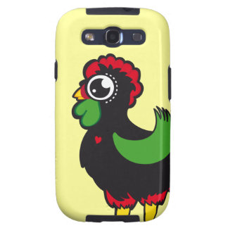 Famous Rooster of Barcelos 03 Samsung Galaxy S3 Cases