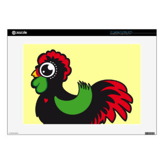 Famous Rooster of Barcelos 03 Skin For Laptop