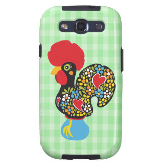 Famous Rooster of Barcelos Nr 06 Samsung Galaxy SIII Case