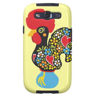 Famous Rooster of Barcelos Nr 06 Galaxy S3 Case