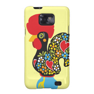 Famous Rooster of Barcelos Nr 06 Galaxy S2 Cases
