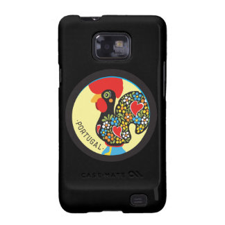 Famous Rooster of Barcelos Nr 06 Galaxy SII Cases