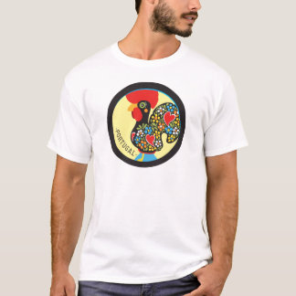 Famous Rooster of Barcelos Nr 06 T-Shirt
