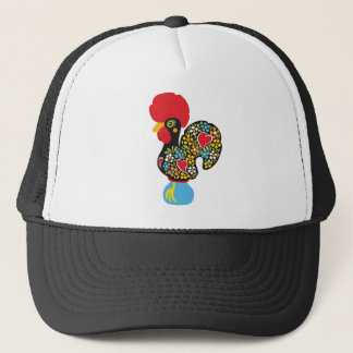 Famous Rooster of Barcelos Nr 06 Trucker Hat