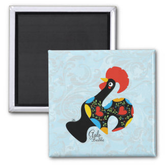 Famous Rooster of Barcelos Nr 09 Magnet