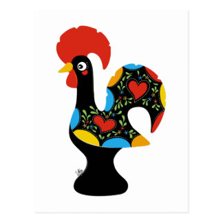 Famous Rooster of Barcelos Nr 09 Postcard