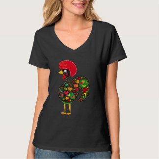 Famous Rooster of Barcelos Nr 2 T-shirt