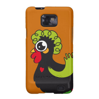 Famous Rooster of Barcelos Nr 5 Galaxy SII Covers
