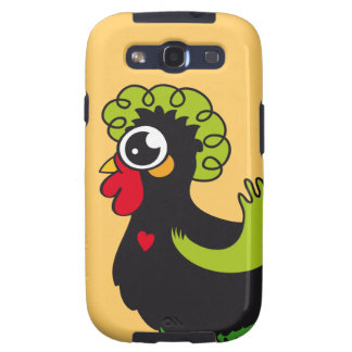Famous Rooster of Barcelos Nr 5 Galaxy S3 Covers