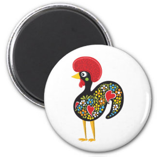 Famous Rooster of Barcelos Portugal Nr. 07 Magnets