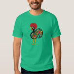 Famous Rooster of Barcelos Portugal Nr. 07 Tee Shirt