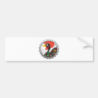 Famous Rooster of Portugal Nr 02 Bumper Sticker