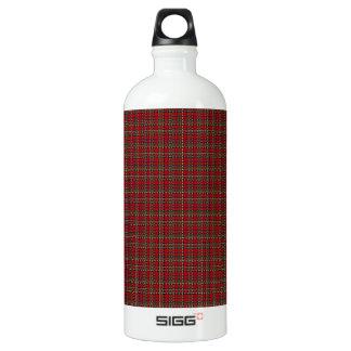 Famous Royal Stewart tartan Aluminum Water Bottle
