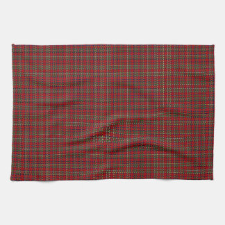 Famous Royal Stewart tartan Kitchen Towels