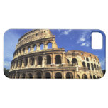 Famous ruins of the Coliseum in Rome Italy iPhone 5 Case