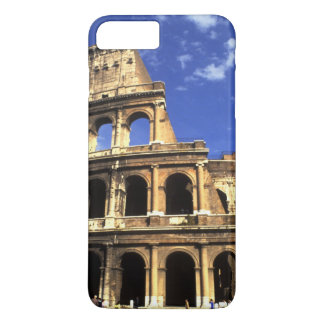 Famous ruins of the Coliseum in Rome Italy iPhone 8 Plus/7 Plus Case