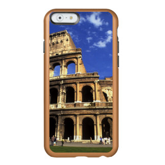 Famous ruins of the Coliseum in Rome Italy Incipio Feather® Shine iPhone 6 Case