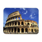 Famous ruins of the Coliseum in Rome Italy Magnet