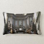 Famous St Sulpice organ pillow