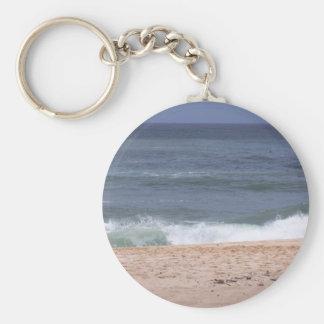 Famous Sunset Beach Oahu Hawaii Key Chain