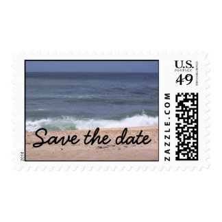 Famous Sunset Beach Oahu Hawaii Stamps