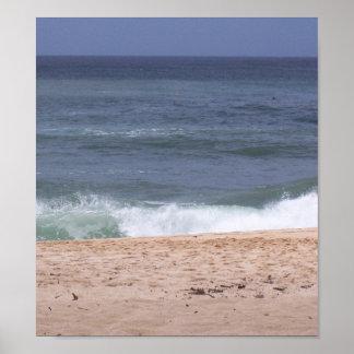 Famous Sunset Beach Oahu Hawaii Print