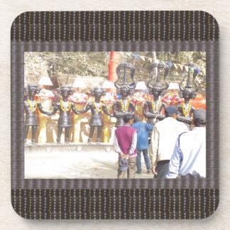 Famous SurajKund Festival Mela 2016 photo graphics Coaster