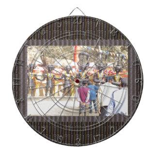 Famous SurajKund Festival Mela 2016 photo graphics Dartboard