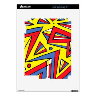 Famous Valued Poised One iPad 2 Skin