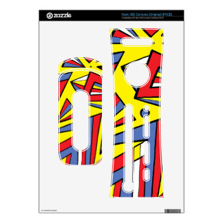 Famous Valued Poised One Xbox 360 Decals