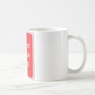 famous words coffee mug