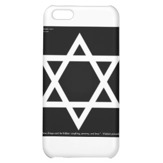 Famous Yiddish Wisdom Quote Gifts Tees Mugs Cards Cover For iPhone 5C