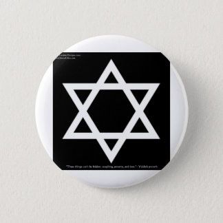 Famous Yiddish Wisdom Quote Gifts Tees Mugs Cards Pinback Button