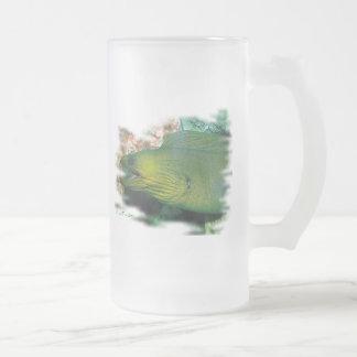 Famouse Green Moray Eel Mug
