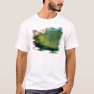 Famouse Green Moray Eel T-Shirt